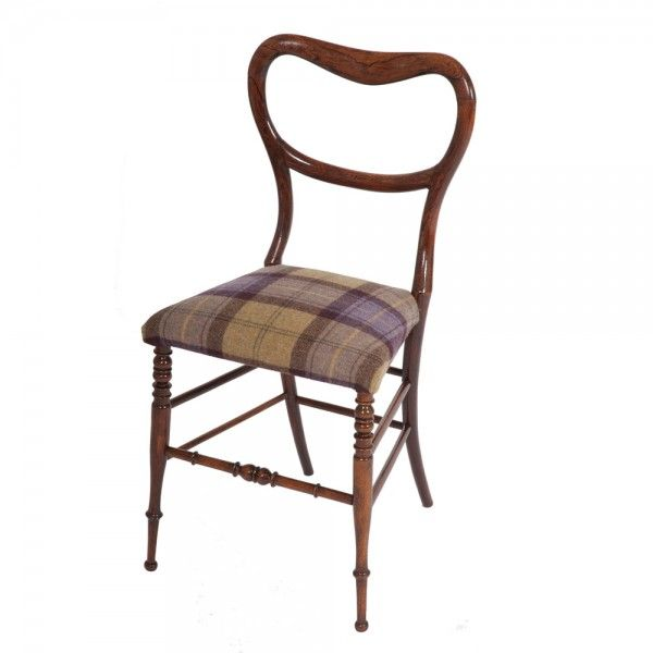 Edwardian Occasional Chair   The Unique Seat Company