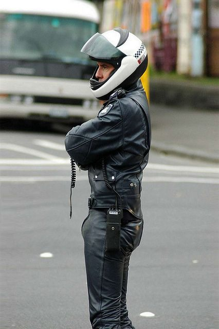 from Levi gay cop leather