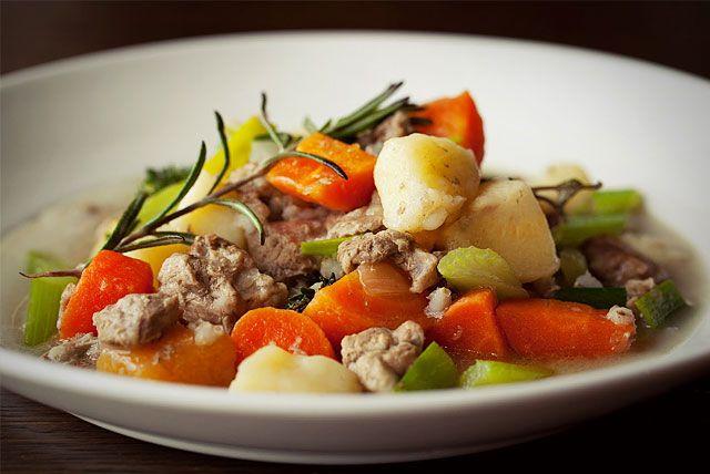 Ирландское рагу - рецепт приготовления |
