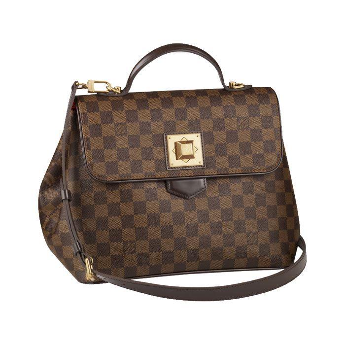 Louis Vuitton Handbags #Louis #Vuitton #Handbags - Bergamo MM N41168 - $245.99