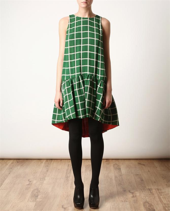 KENZO reversible dress. Absolutely my kind of dress. <3