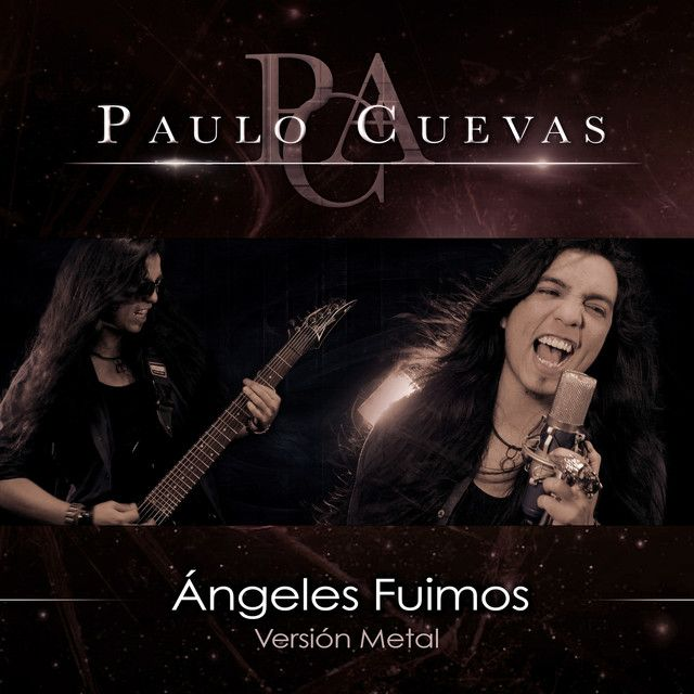 """Ángeles Fuimos"" by Paulo Cuevas was added to my Discover Weekly playlist on Spotify"