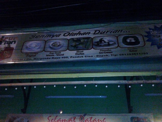 DAPUR DURIAN Tempat Jual Pancake Durian paling Enak Di Pondok Cina Depok