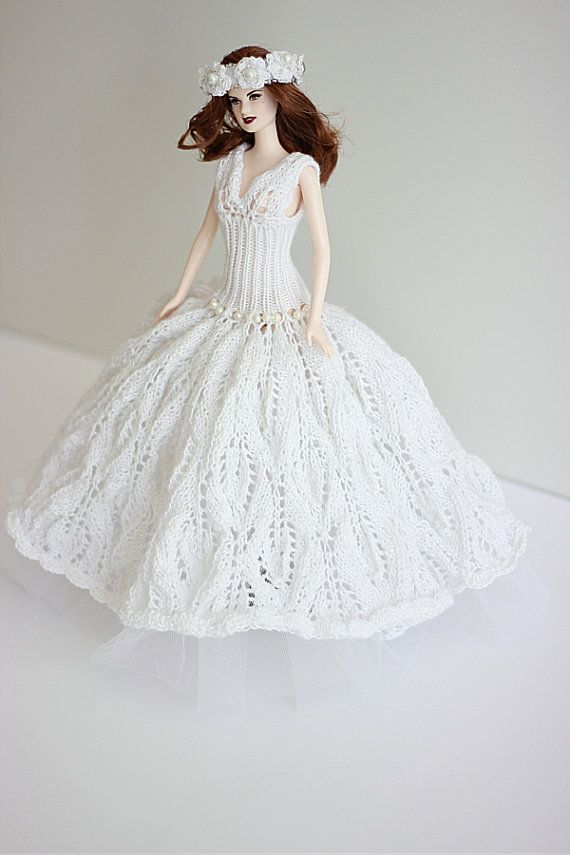 barbie wedding gown barbie wedding dress bride by fashione4doll