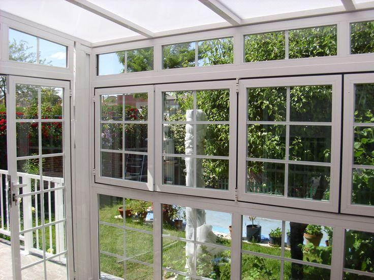 M s de 1000 ideas sobre cerramientos de aluminio en - Cristaleras para terrazas ...