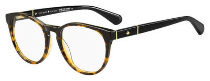 Kate Spade Charissa Eyeglasses Frames – 35% off Authentic Kate Spade glasses frames, 50% off Lenses, Free Shipping. Highest Quality Lenses, A+ BBB rating since 1999, Satisfaction Guaranteed.