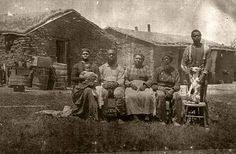 """Jerry Shores, a freed slave, claimed a homestead near Westerville, Nebraska.The Homestead Act allowed any head of household over 21 to stake a claim to public land. The Act took effect 1/1/1863 -- the same day Lincoln issued the Emancipation Proclamation. Many Black Americans looked to the West as a place where they would have the freedom to own their own land. """"Head of a household"""" included a single woman, or a single mother, and widows of Union soldiers could """"prove up"""" a claim more…"""