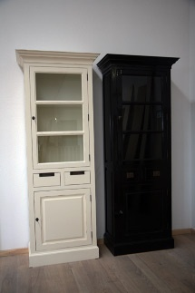 Avignon servieskast Verkrijgbaar in 1 en 2 deurs http://servieskasten.nl/Servieskasten-Vitrinekast/Servieskasten-Vitrinekast.htm