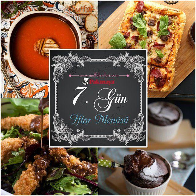 7.gün iftar menüsü