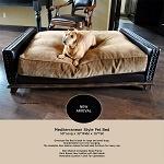 Mediterranean Style Pet Bed