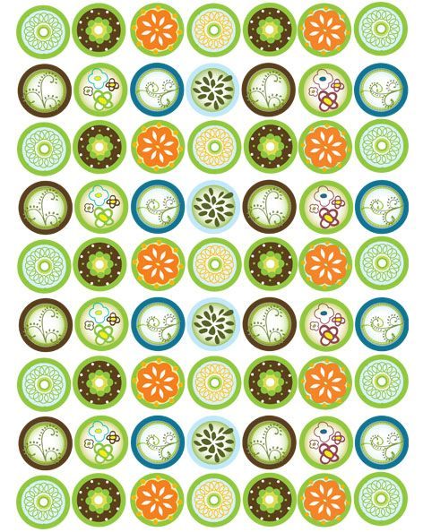 Bottle cap images bottle cap co swirls and flowers for How to make bottle cap flowers