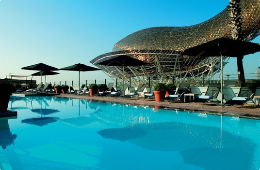 Hotel Arts Barcelona - headed to Barcelona this month!!! hmmm....