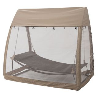 Shop for Sorara USA Hanging Hammock with Mosquito Net. Get free shipping at Overstock.com - Your Online Garden