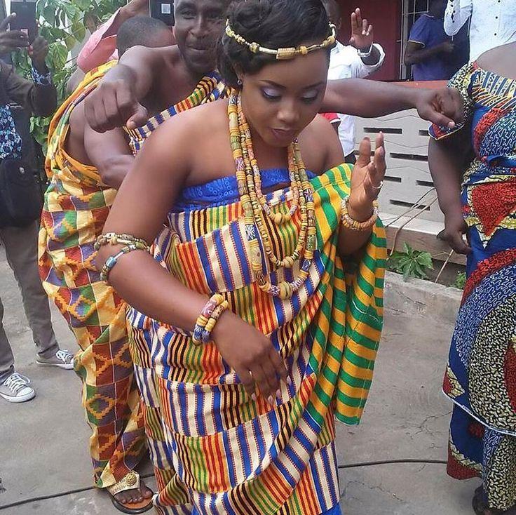 Ghanaian Traditional Wedding: 17 Best Ideas About Ghana Wedding On Pinterest