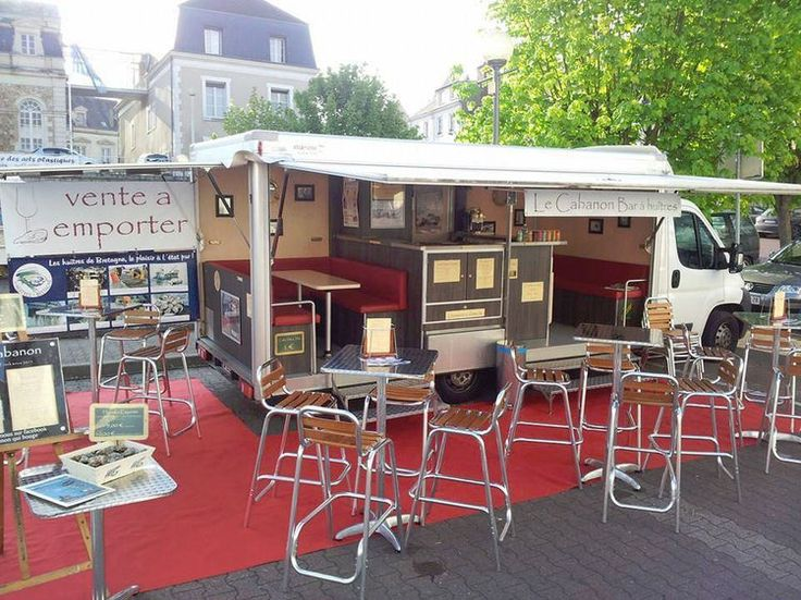 les 25 meilleures id es de la cat gorie camion restaurant sur pinterest entreprise de food. Black Bedroom Furniture Sets. Home Design Ideas