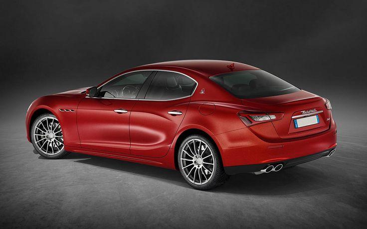 2019 Maserati Ghibli Redesign