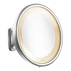Espelho de Aumento de Parede com Iluminação Ref. 10509