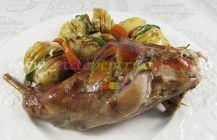 Reteta de iepure la cuptor cu vin si legume - poza 3