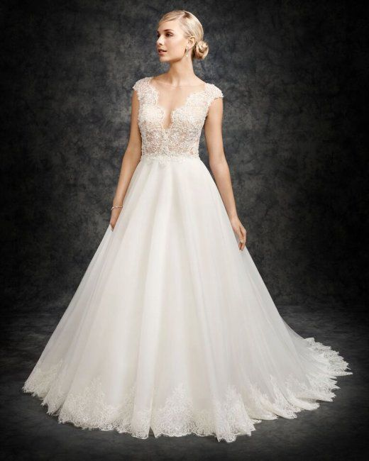 Best 26 Wedding Dresses: Princess ideas on Pinterest   Wedding ...