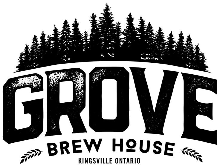 The Grove Brewhouse – Located in beautiful Kingsville, Ontario.