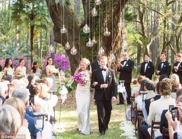 Wedding bells: Cameran Eubanks, the star of Bravo's Southern Charm, shocked fans on Thursd...