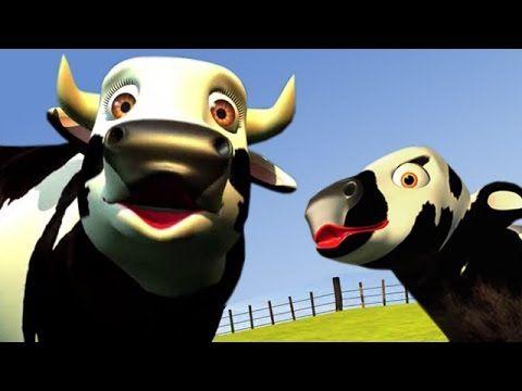A Vaca Maru - Músicas e Canções para Crianças