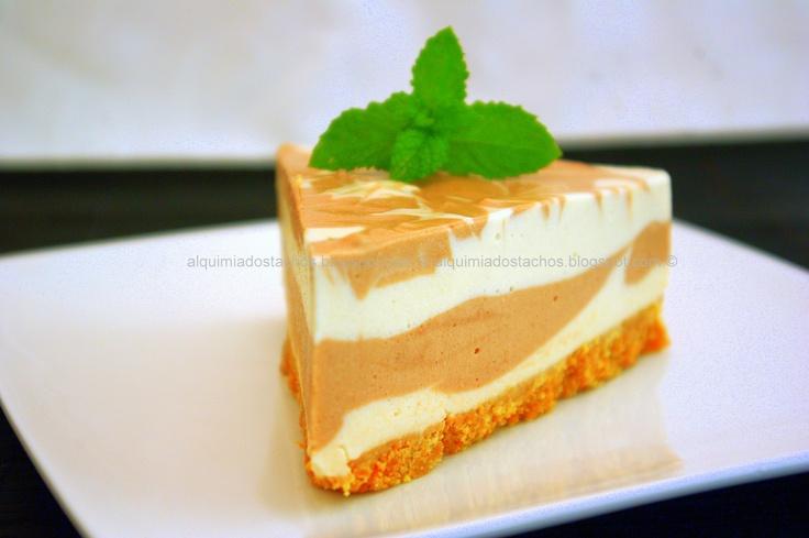 Chocolate and Baileys Cheesecake / Cheesecake de Chocolate e Baileys