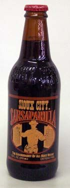 Sioux City Sarsaparilla this was so very sweet and good going down