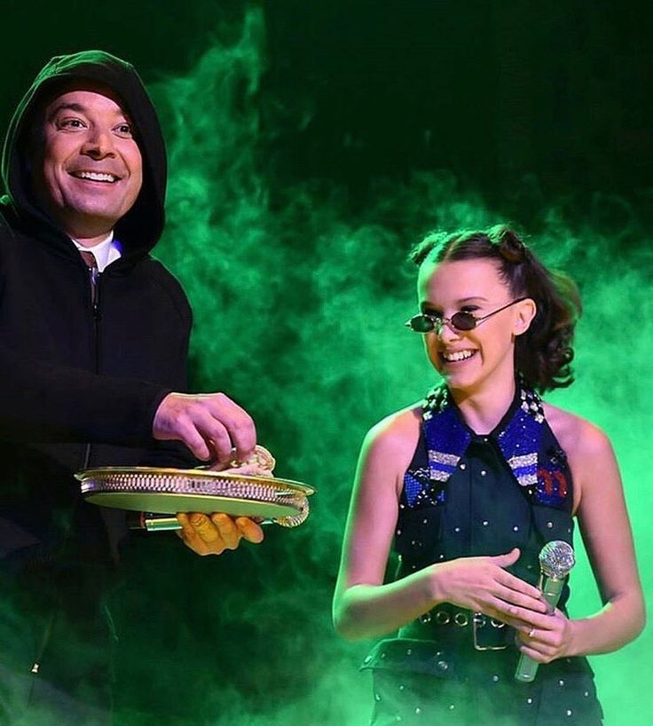 Millie Bobby Brown performs 'Stranger Things' Season 1 recap rap