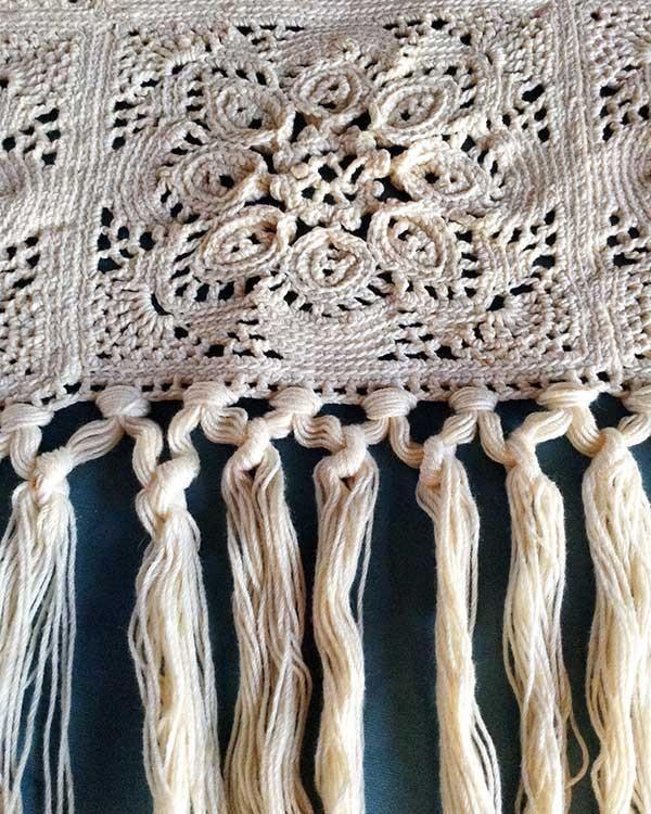 Provincial Crochet Bedspread Pattern – Maggie's Crochet