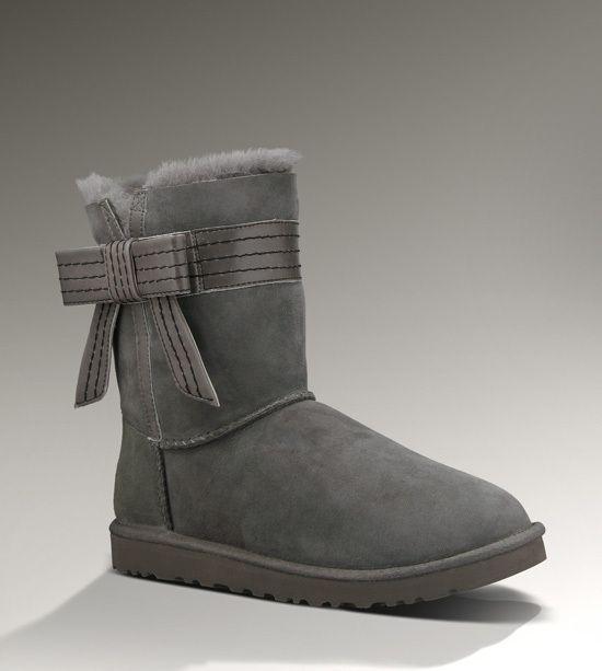 Womens 2013 Uggs Josette Grey Boots