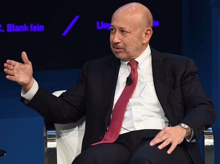 Lloyd Blankfein explains Goldman Sachs' push into retail banking (GS)