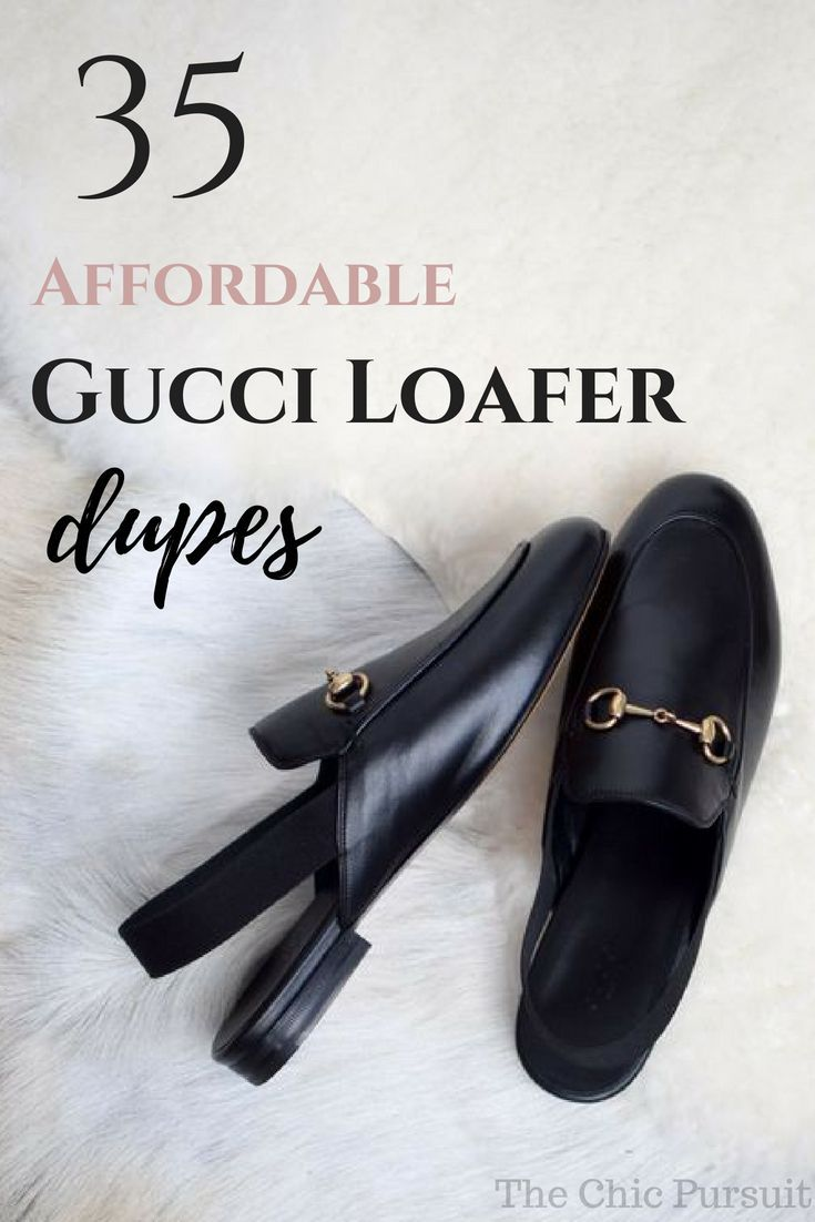 0573fc68c 35 Incredible Gucci Loafer Dupes - Best Of Designer Dupes (From $20)! Get  the Gucci Princeton and Brixton shoe look with or without fur, in white,  black, ...