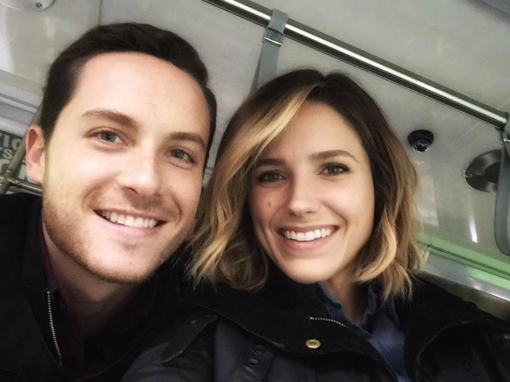 My loves! #Linstead #ChicagoPD