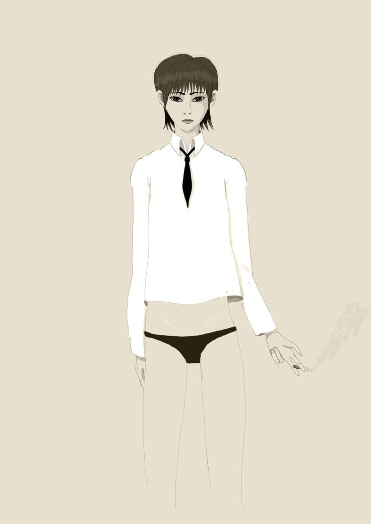 #marcograndis #illustration #sex