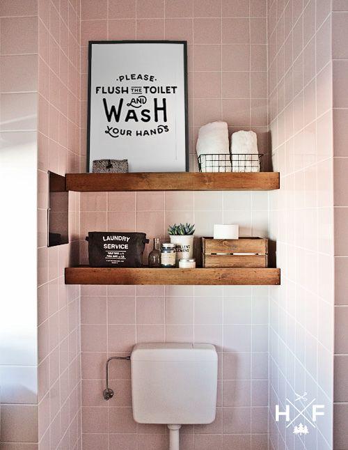 Wie Gibt Man LACK Regalen Von Ikea Einen Rustikalen Holzbalken Look? Das  Zeigen Wir Euch In Dieser Bebilderten Anleitung. Viel Spaß Beim Nachbauen!