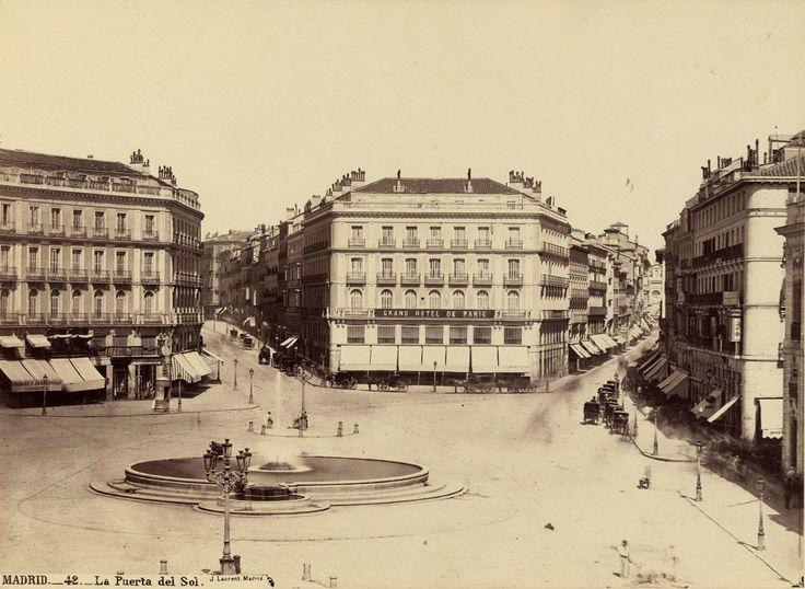 101 mejores im genes sobre 01 cities madrid en pinterest for Hotel paris en madrid puerta del sol