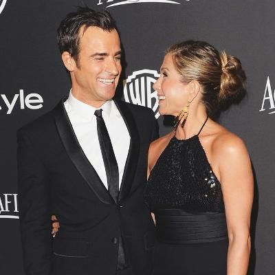 Buzzing: Justin Theroux Expresses His Love for Wife Jennifer Aniston on Instagram #fashion