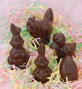 55 best vegan easter basket ideas images on pinterest gift vegan chocolate petite easter bunny collection negle Gallery