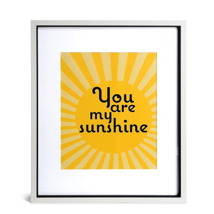 Bilderrahmen Sunshine Mischholz weiß ca B:40 x L:50 cm