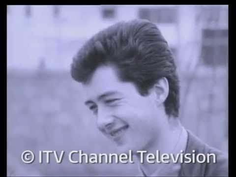 Led Zeppelin's Jimmy Page - June 1963 interview. Today is Jimmy's birthday. January 9 2016.