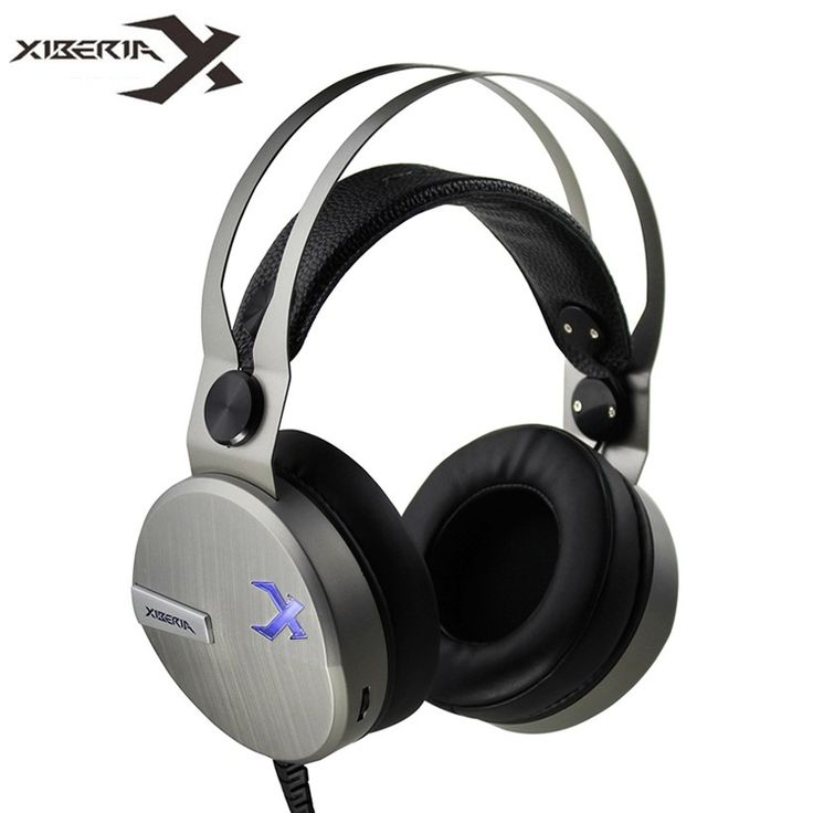 Big sale US $18.92 XIBERIA KO Wired Headphones fone Best Gaming Stereo Headset Gamer with Microphone for Computer Game casque audio Available latest products: Tablet PC