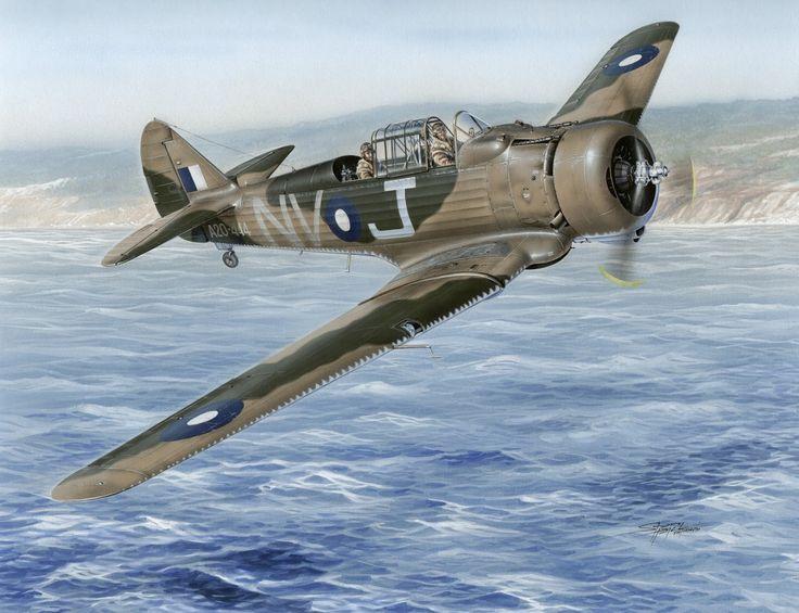 Commonwealth Aircraft Corporation CA-9 Wirraway by Stan Hajek