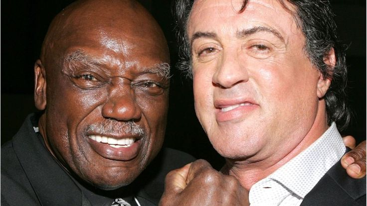 Tony Burton, who appeared in six Rocky films with Sylvester Stallone, dies at the age of 78.