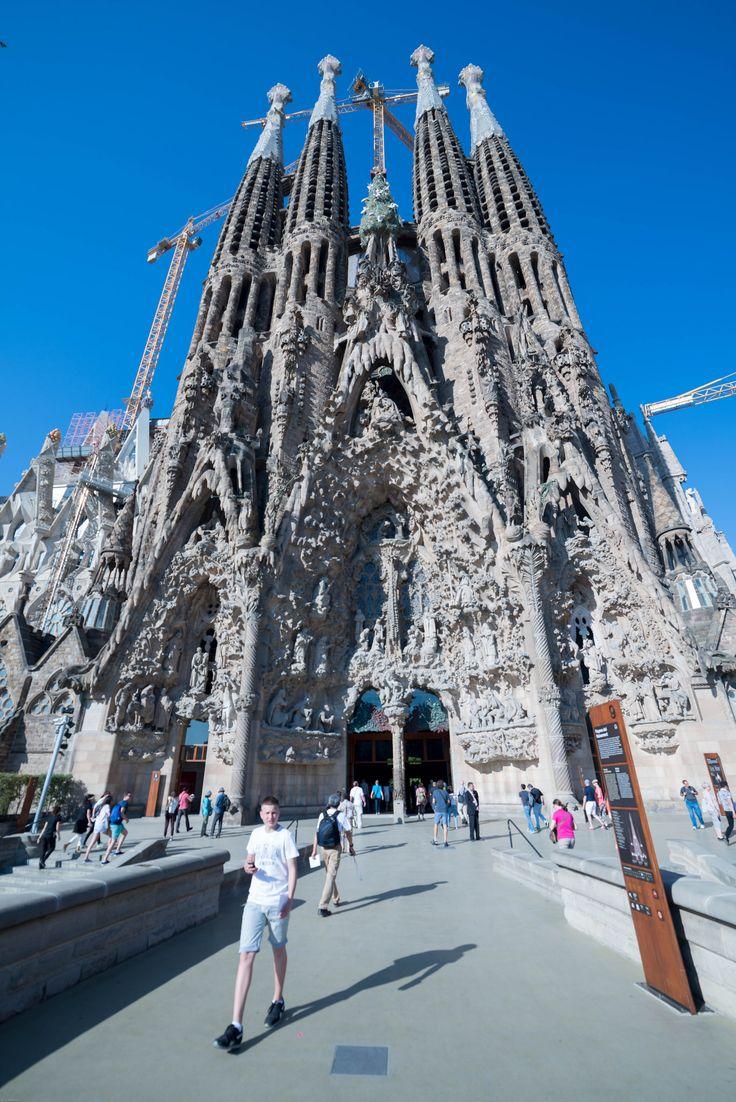Traveler Nick: Sagrada Familia II