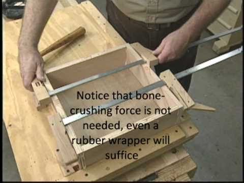 WOODWORKING MADE EASY DRAWER MAKING