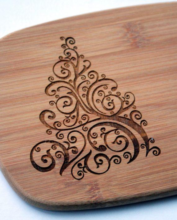 Bamboo Cutting Board / Serving Board $21.95