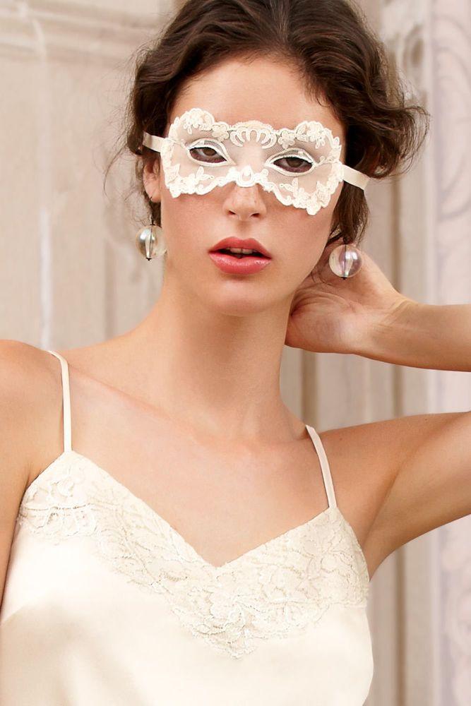 NEW /   LISE CHARMEL Dentelle Charnelle sexy masque cream mask #lisecharmel