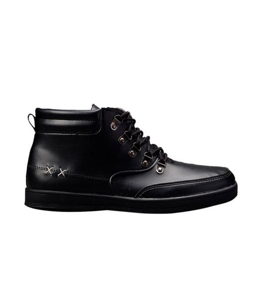 Type : Sneaker-Boots Type Color : Black Upper : Synthetic Leather Sole : TPR…
