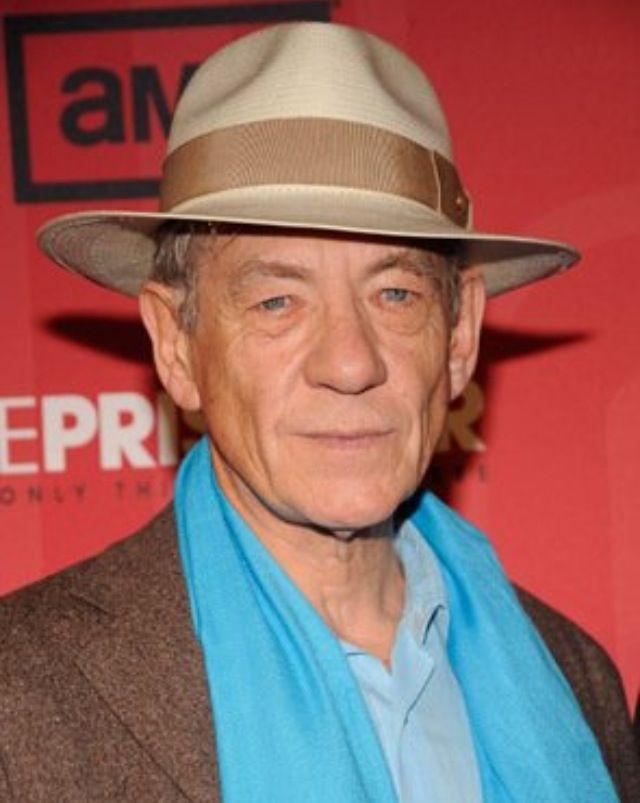 Ian McKellen, no solo es Magneto sino que también Gandalf. ¿Necesitamos decir más?